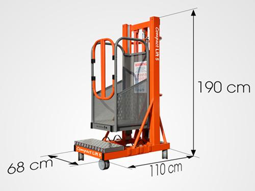 Compact-lift